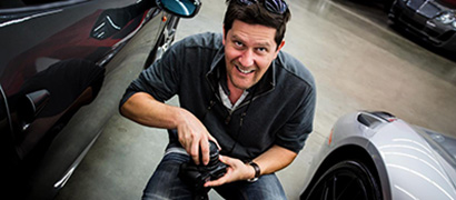 Meet Ted, Photographer at Ted7.com