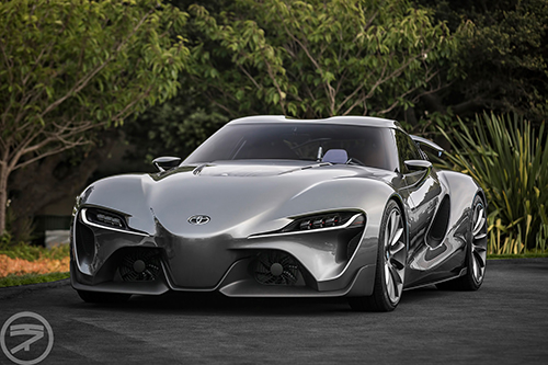Toyota Ft 1 >> Exclusive Desktop Wallpaper of Cars, Supercars and Exotic Cars for Mac or PC